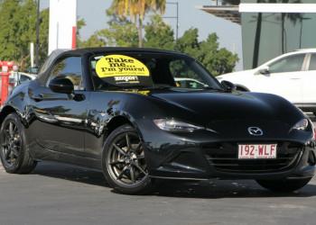 Mazda MX-5 GT SKYACTIV-MT ND