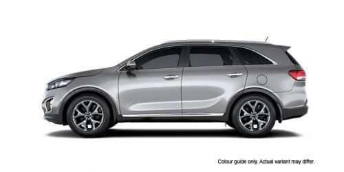 2017 Kia Sorento UM Si Limited Wagon