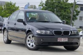 BMW 318I Executive Steptronic E46 MY2004