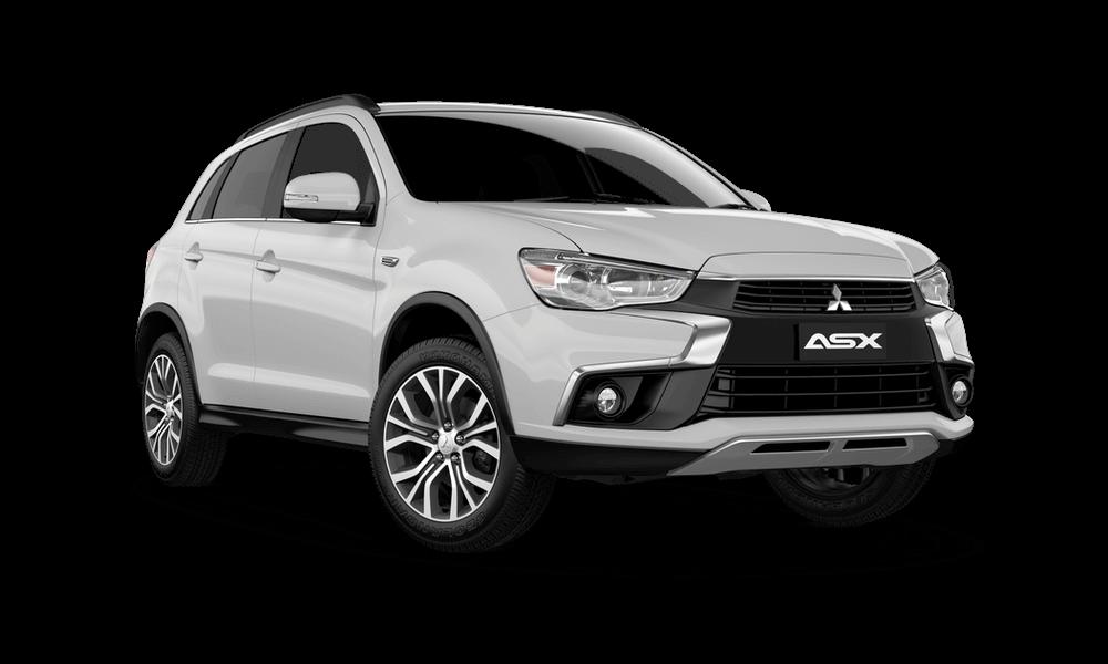 ASX LS 2WD CVT AUTO
