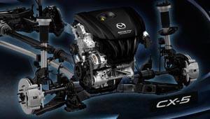 CX-5 Imagine better performance