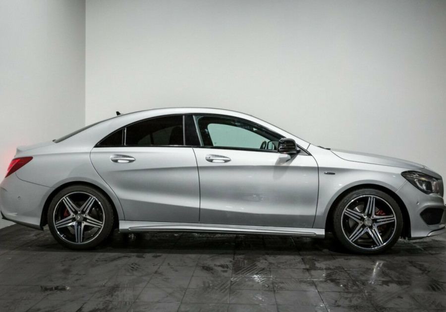 2015 MY06 Mercedes-Benz CLA250 C117 806MY Sport DCT 4MATIC Coupe