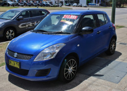 Suzuki Swift GA