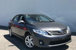 Toyota Corolla Ascent -