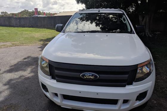 2014 Ford Ranger PX XL Hi-Rider Utility