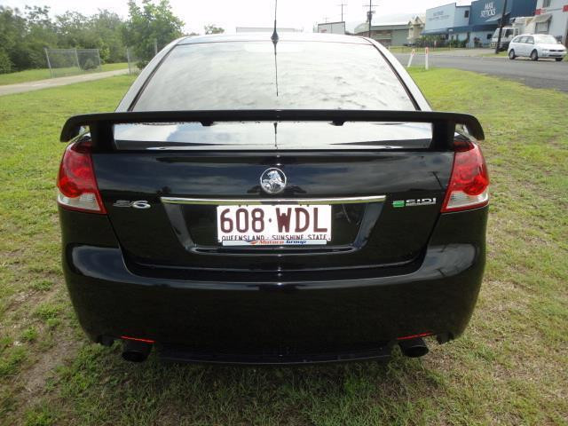 2012 MY12.5 Holden Commodore VE II  SV6 Sedan