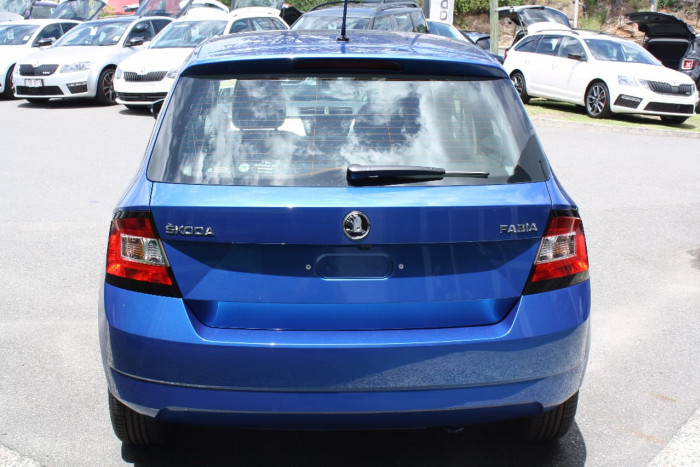 2017 MY18 Skoda Fabia NJ Hatch Hatchback