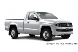 Volkswagen Amarok Single Cab Chassis 4MOTION 2H