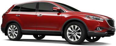 CX-9 Luxury FWD