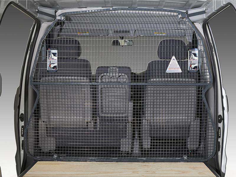 Cargo Barrier (single position airbag compatible)