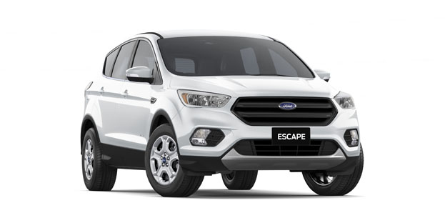 Escape Ambiente Petrol FWD Auto