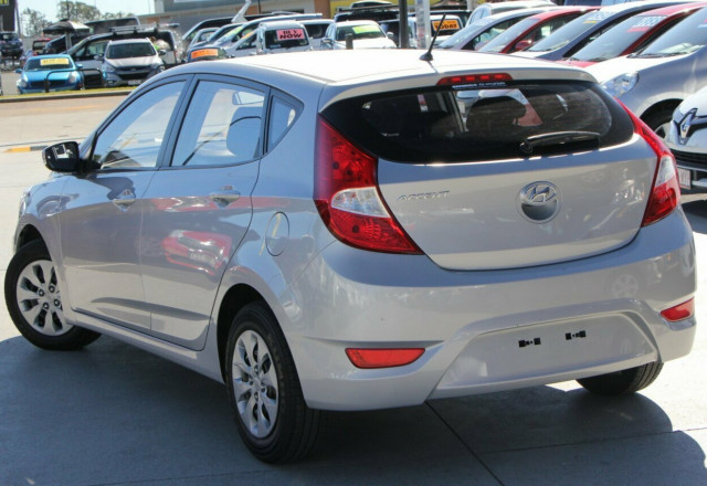 2015 MY16 Hyundai Accent RB3 MY16 Active Hatchback