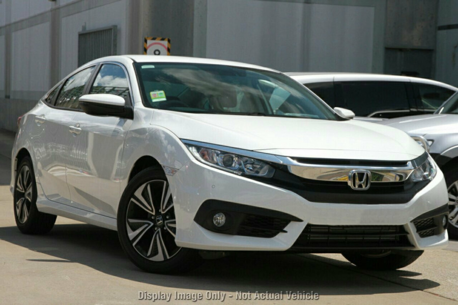2017 Honda Civic Sedan 10th Gen VTi-L Sedan