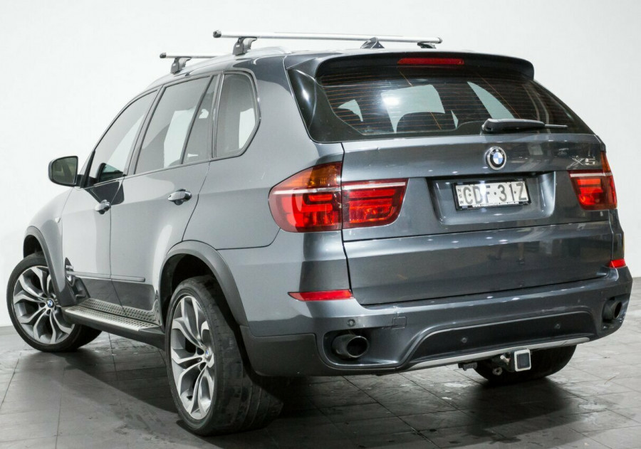 2011 MY BMW X5 E70 MY11 xDrive30d Steptronic Wagon