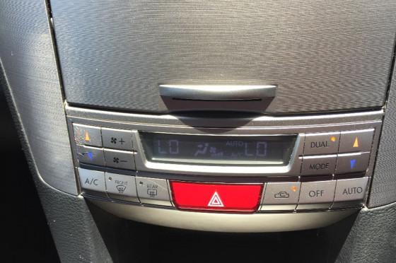 2009 Subaru Liberty B4  Sedan
