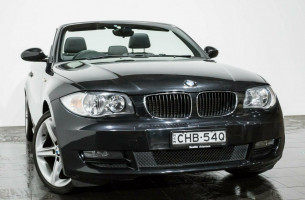 BMW 120I E87 MY09