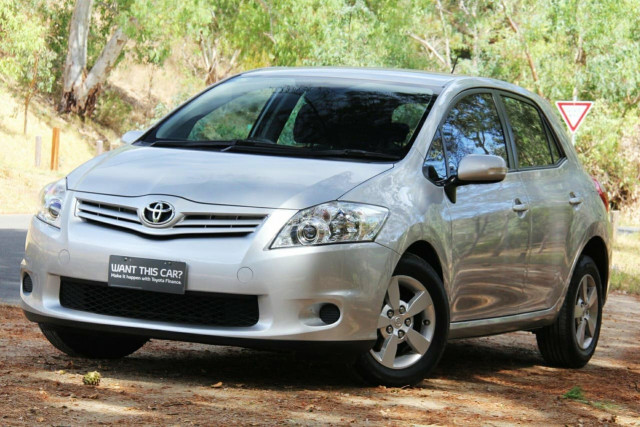 2010 Toyota Corolla ZRE152R MY10 Ascent Hatchback