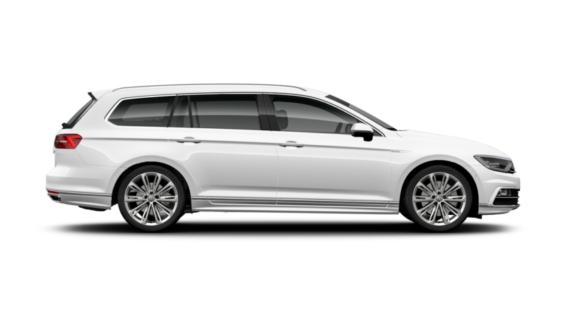 Passat Wagon 206TSI R-Line 6 SPEED DSG