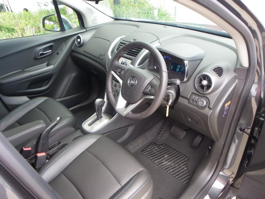 2016 Holden Trax TJ LTZ Suv