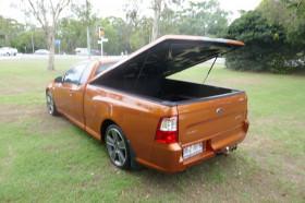 2010 Ford Falcon FG XR6 Trb 50th Anniv Utility