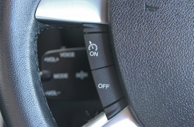 2011 Ford Focus LV Mk II LX Sedan