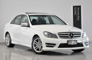 Mercedes-Benz C200 BLUEEFFICIENCY W204 MY12