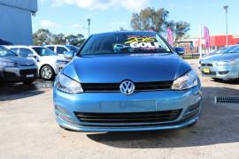 2015 Volkswagen Golf AU MY16 92 TSI COMFORTLINE Hatchback