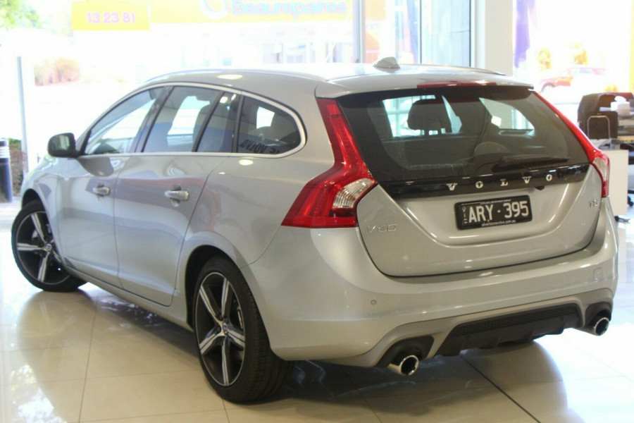 2016 MY17 Volvo V60 F Series T5 R-Design Wagon