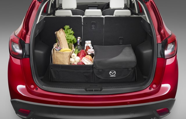 how tiny is the cargo area mazda cx3 forum. Black Bedroom Furniture Sets. Home Design Ideas
