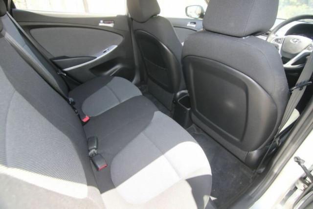 2012 Hyundai Accent RB Active Hatchback