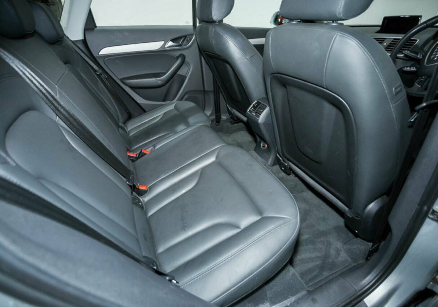 2013 Audi Q3 8U MY13 TFSI S tronic quattro Wagon