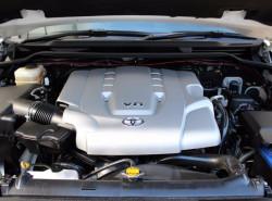 2009 Toyota Landcruiser UZJ200R VX Wagon