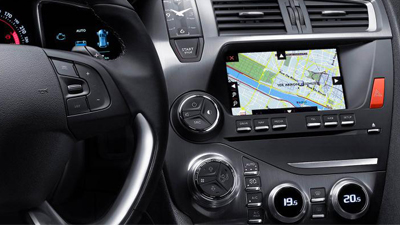 DS5 eMyWay Navigation