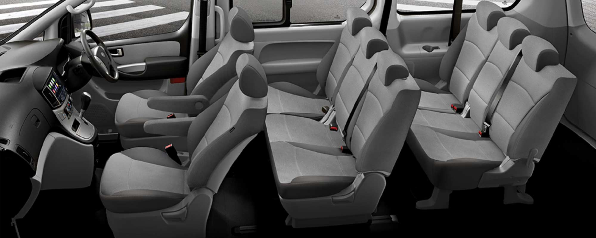 Hyundai Imax Car Seat Covers