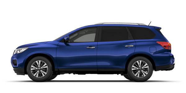 2017 Nissan Pathfinder R52 Series 2 ST 2WD Suv