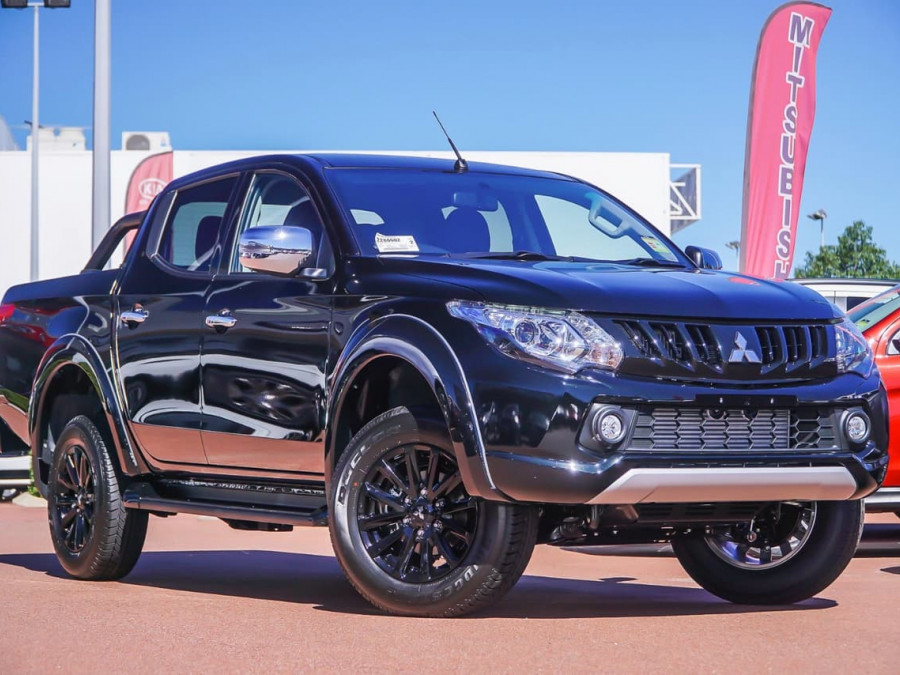 2017 Mitsubishi Triton MQ GLS  Sports Edition Double Cab Pick Up 4WD Utility