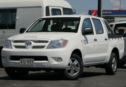 Toyota Hilux Workmate TGN16R MY07