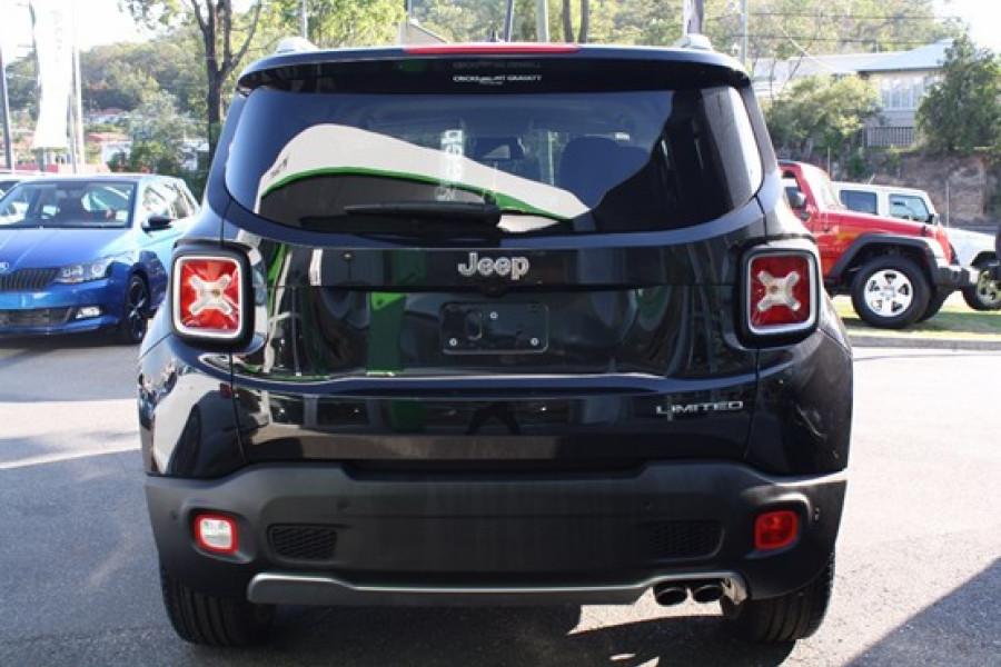 2016 Jeep Renegade BU Limited Wagon