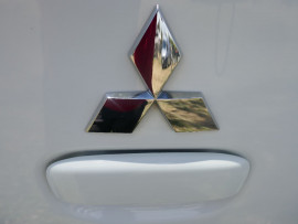 2013 MY14 Mitsubishi Mirage LA ES Hatchback