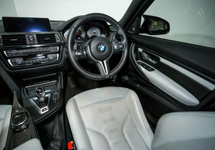 2015 BMW M3 F80 M-DCT Sedan