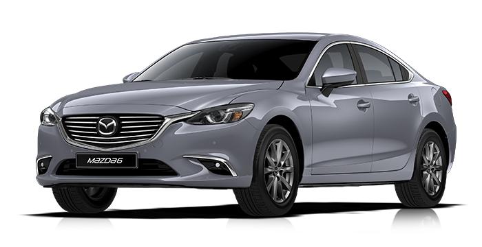 2017 Mazda 6 GL Series Touring Sedan Sedan