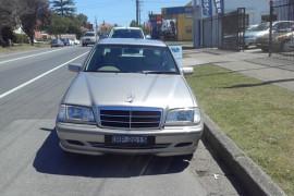 1998 Mercedes-Benz C200 W202 Sedan