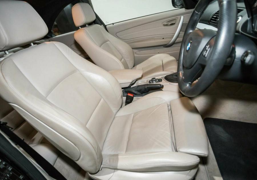 2012 MY11 BMW 123d E82 LCI MY0911 Steptronic Coupe