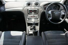 2008 Ford Mondeo MA XR5 Turbo Hatchback