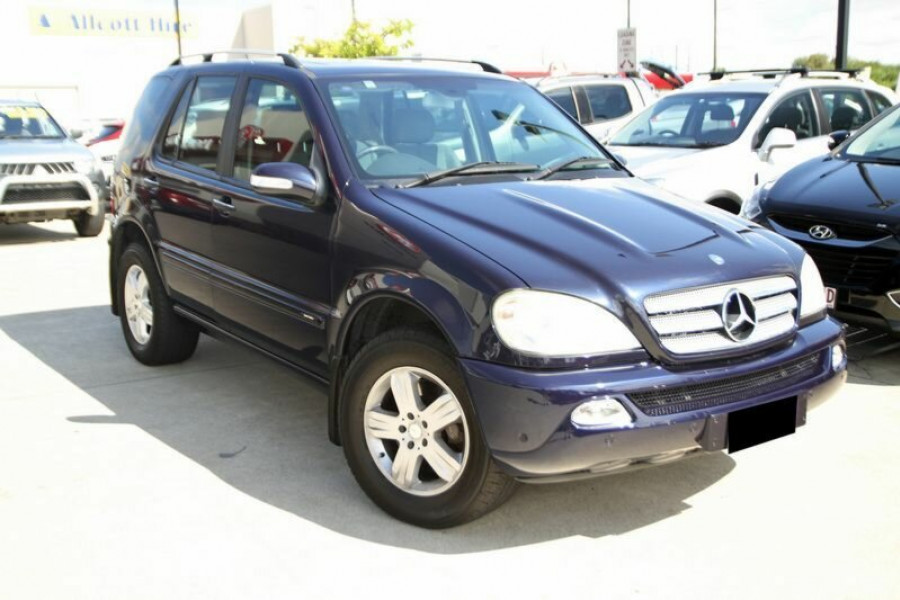 2005 my04 mercedes benz ml350 w163 my04 special edition for 2005 mercedes benz ml350 for sale