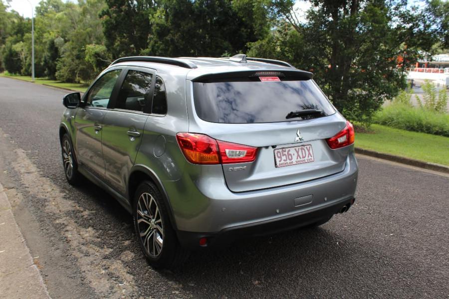 2017 Mitsubishi Asx Xc Ls Wagon For Sale In Nambour