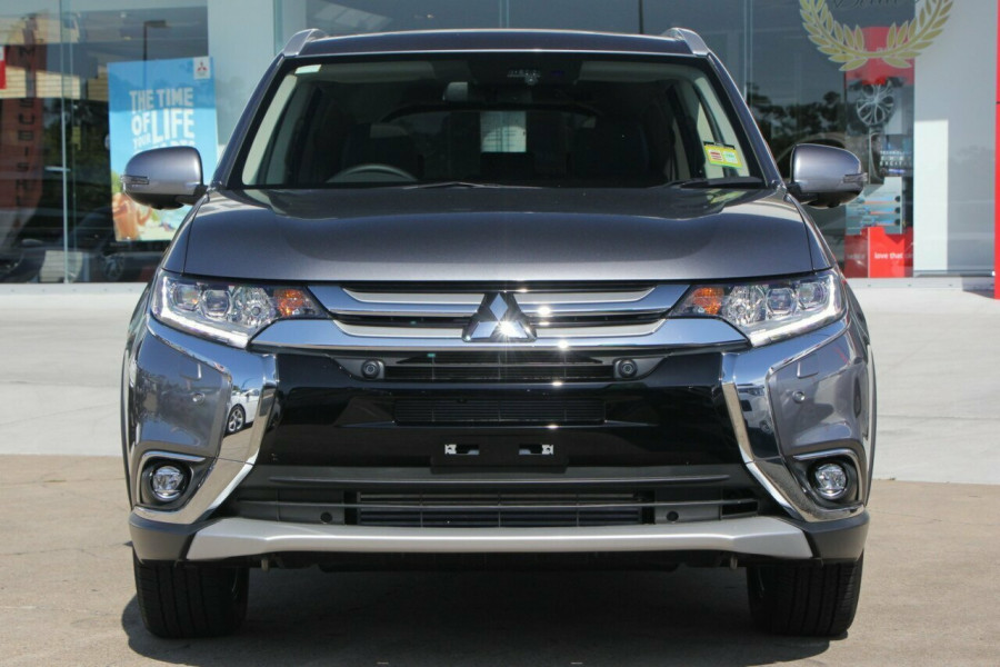 2016 MY17 Mitsubishi Outlander ZK Exceed AWD Diesel Wagon