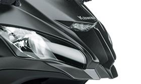 2016 Ninja ZX-10R ABS High Efficiency Ram Air Intake System