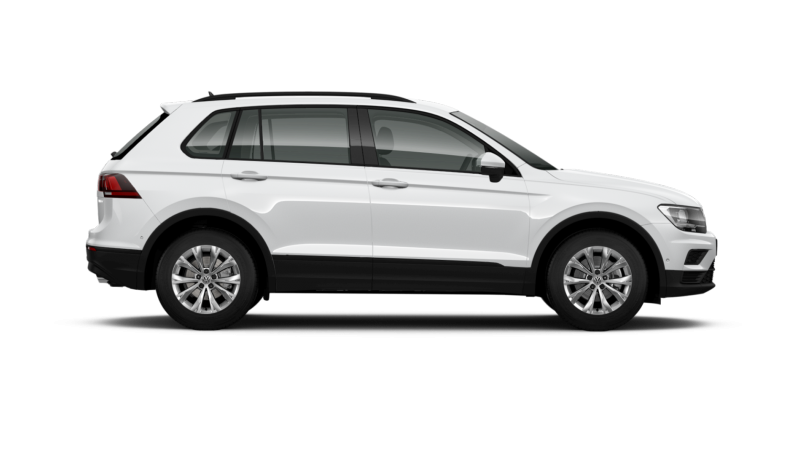 Tiguan 110TSI Trendline 6 SPEED MANUAL