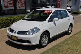 Nissan Tiida ST-L C11